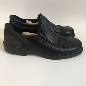 Men's Ecco Leather Loafers Size Euro Sz 47 US 13